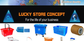 LUCKY STORE CONCEPT SRL